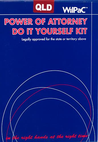 Cquni bookshop diy power of attorney qld solutioingenieria Images
